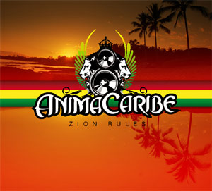 "Anima Caribe ""Zion Rules""_cover"