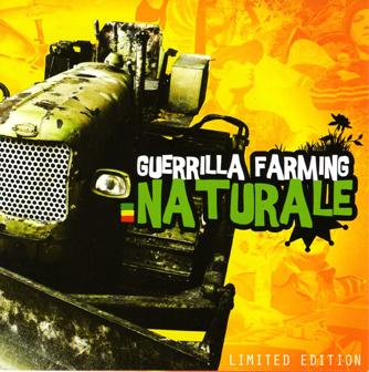 "Guerrilla Farming ""Naturale""_cover"
