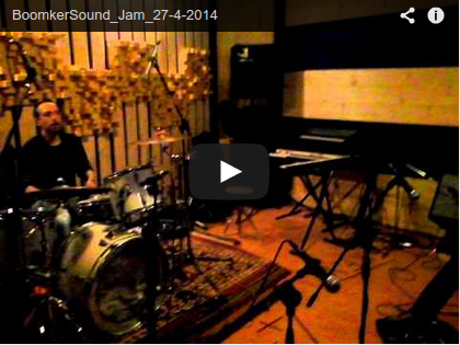 BoomkerSound_ Jam_27-4-2014